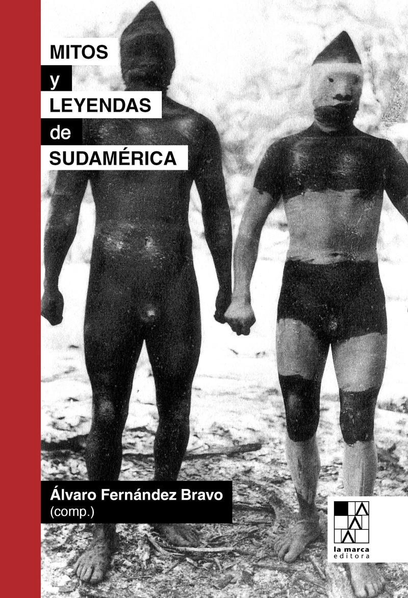 MITOS Y LEYENDAS DE SUDAMERICA: portada
