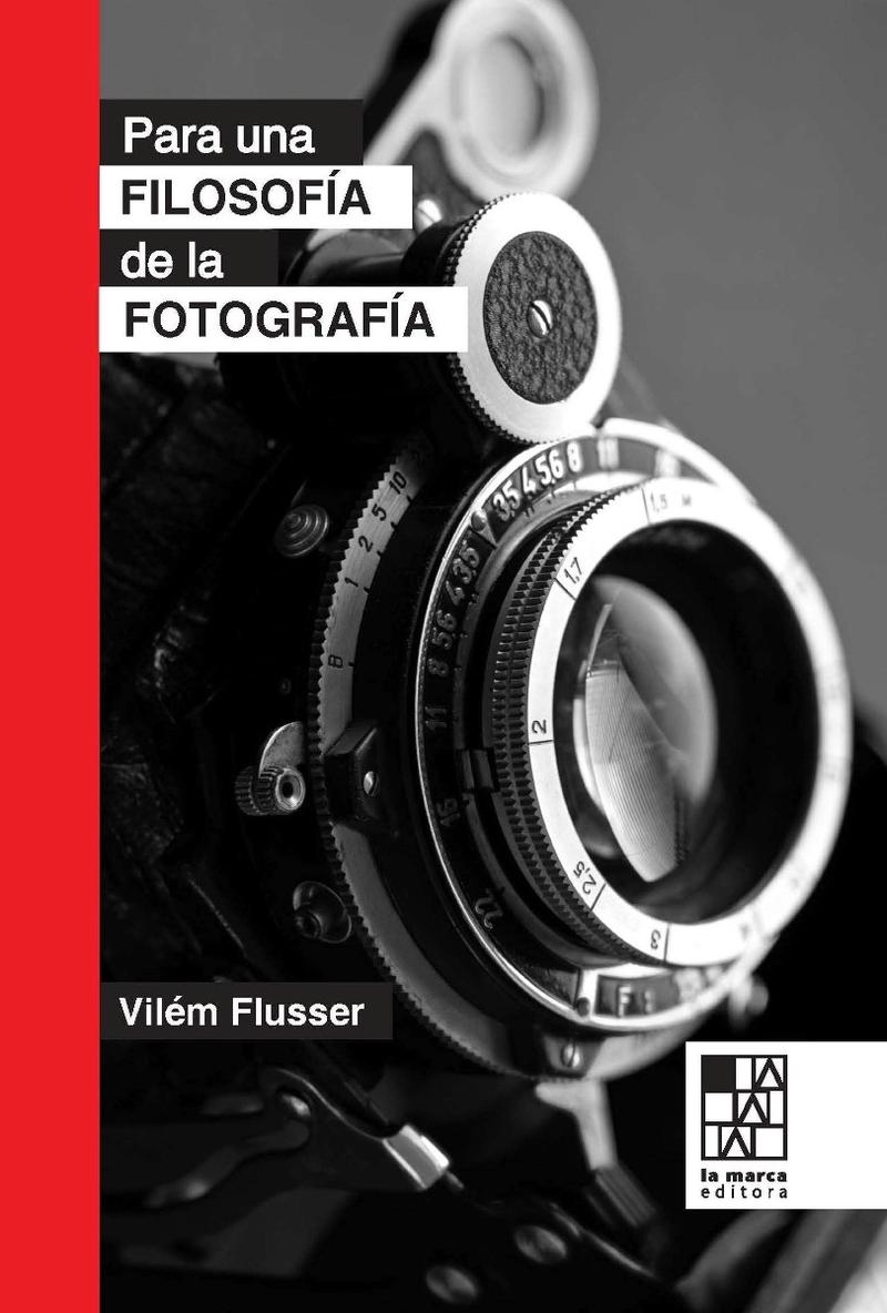 PARA UNA FILOSOFIA DE LA FOTOGRAFIA: portada