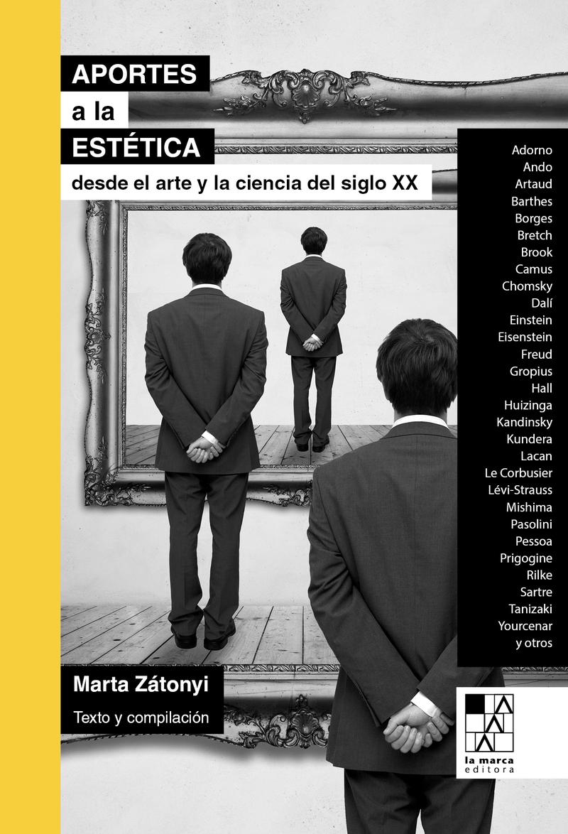 APORTES A LA ESTETICA DESDE EL ARTE Y LA CIENCIA DEL SIGLO: portada
