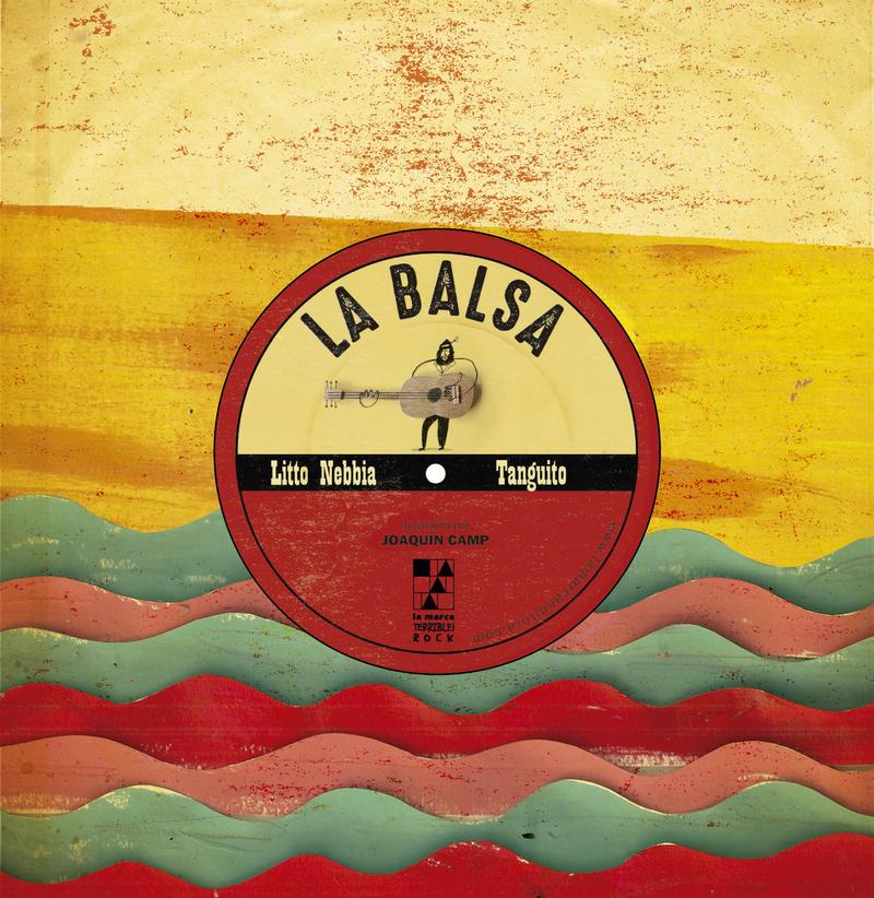 LA BALSA: portada