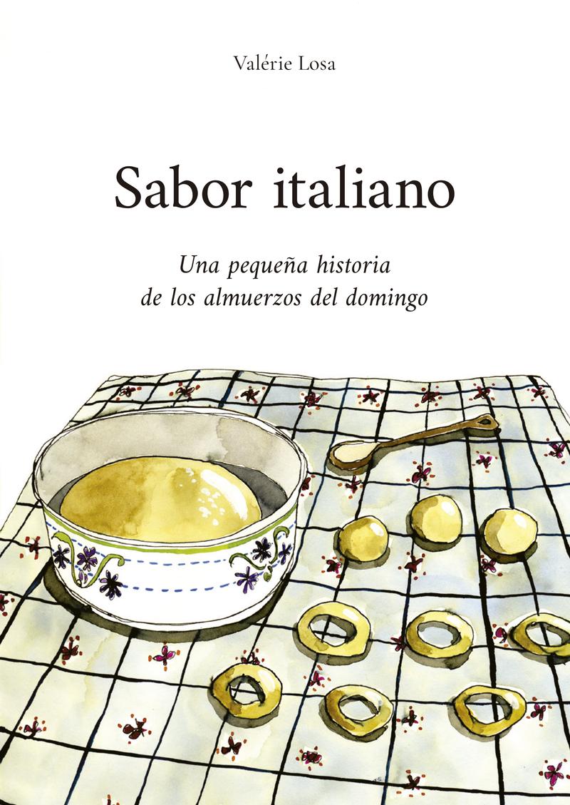 SABOR ITALIANO: portada