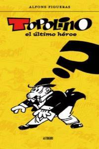 TOPOLINO EL ULTIMO HEROE: portada