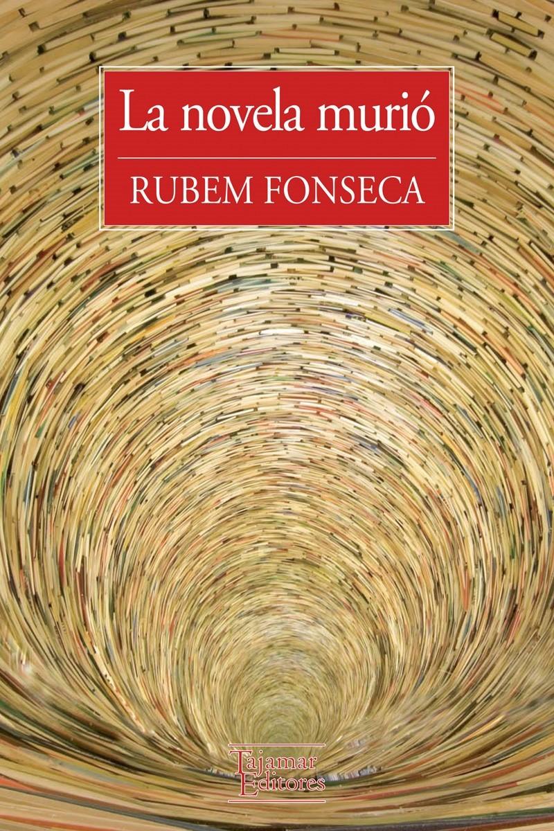 La novela murió: portada