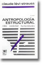 ANTROPOLOGÍA ESTRUCTURAL: portada