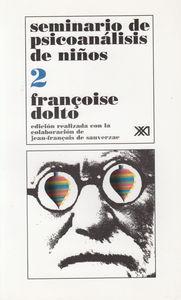 SEMINARIO PSICOANALISIS DE NIñOS 2: portada