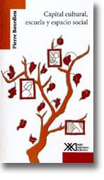 CAPITAL CULTURAL, ESCUELA Y ESPACIO SOCIAL: portada