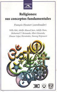 RELIGIONES SUS CONCEPTOS FUNDAMENTALES: portada
