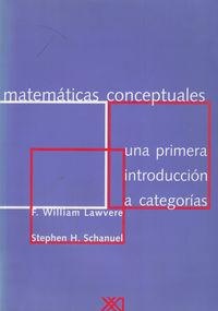 MATEMATICAS CONCEPTUALES: portada