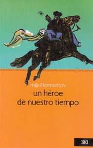 UN HEROE EN NUESTRO TIEMPO: portada