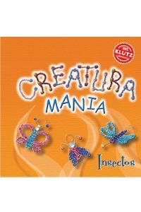 Creatura manía insectos: portada
