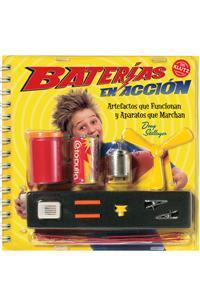 Baterías en acción: portada