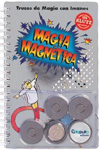 Magia magnética: portada