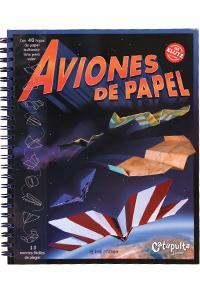 Aviones de papel: portada