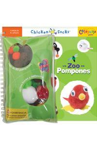 Un zoo de pompones: portada