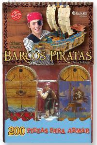 Cómo armar barcos piratas: portada