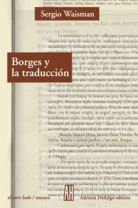 BORGES Y LA TRADUCCIÓN: portada