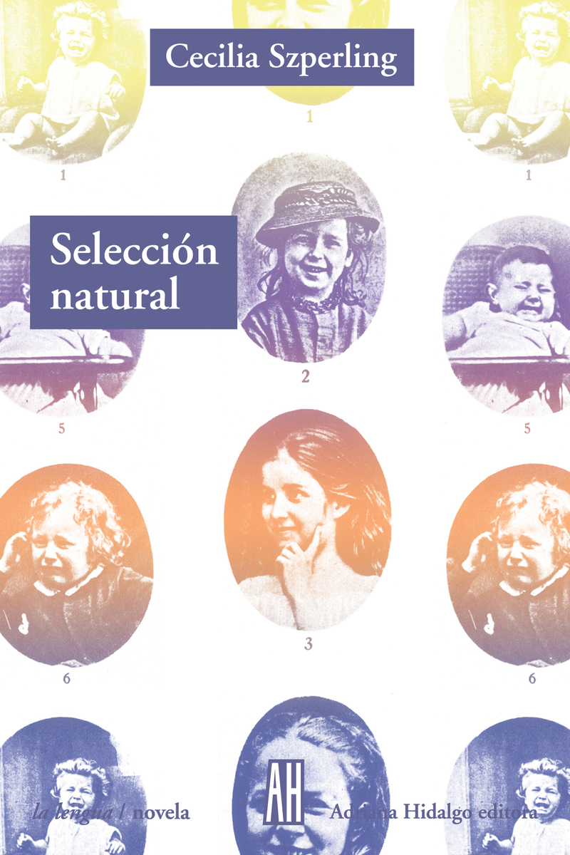 SELECCION NATURAL: portada
