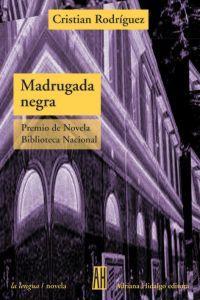 MADRUGADA NEGRA: portada
