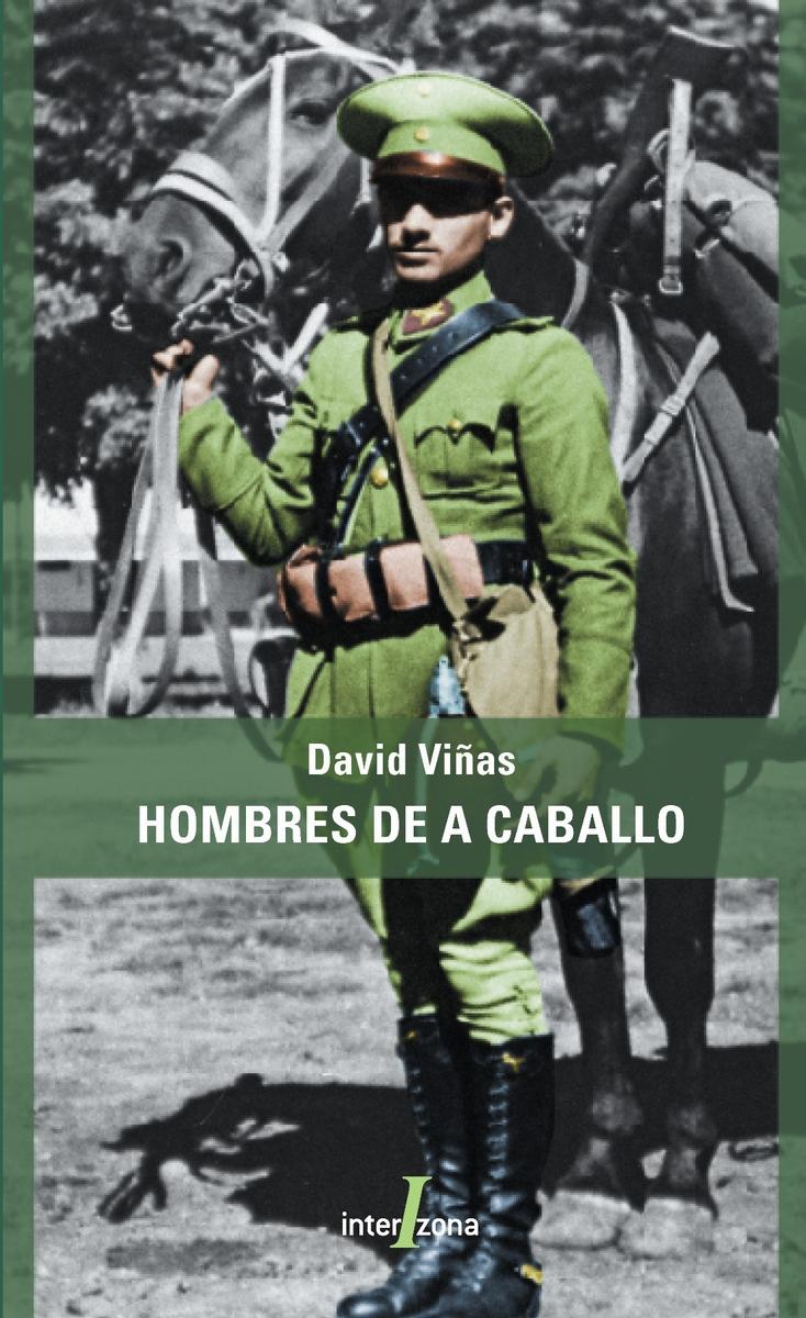 HOMBRES DE A CABALLO: portada