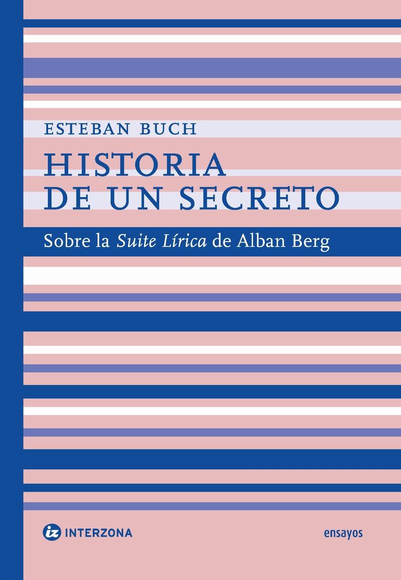 HISTORIA DE UN SECRETO: portada