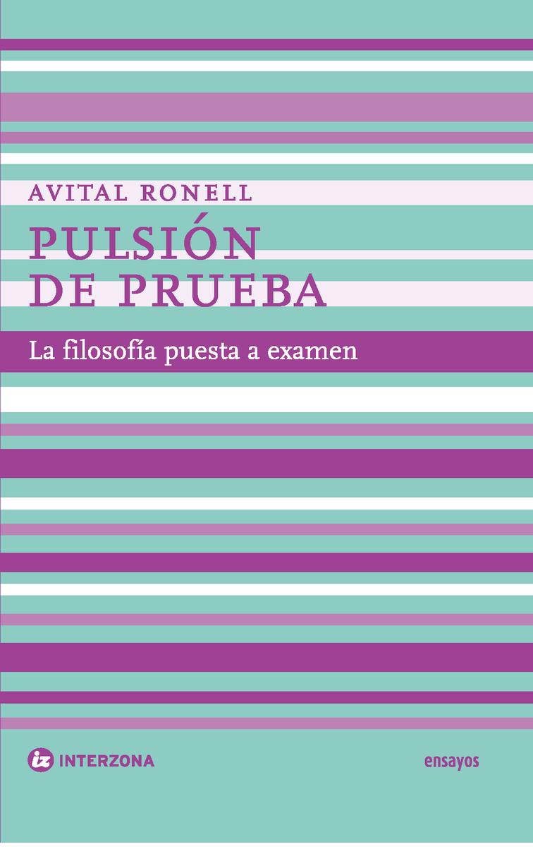 PULSION DE PRUEBA: portada