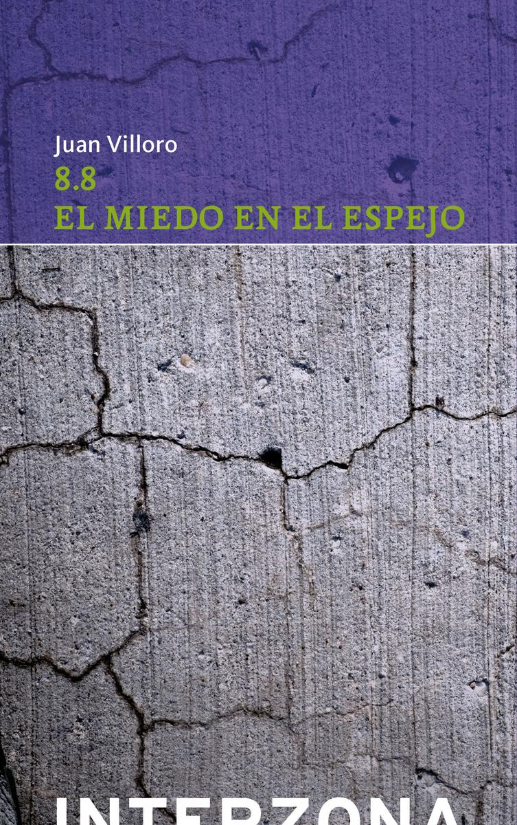 8.8 EL MIEDO EN EL ESPEJO: portada