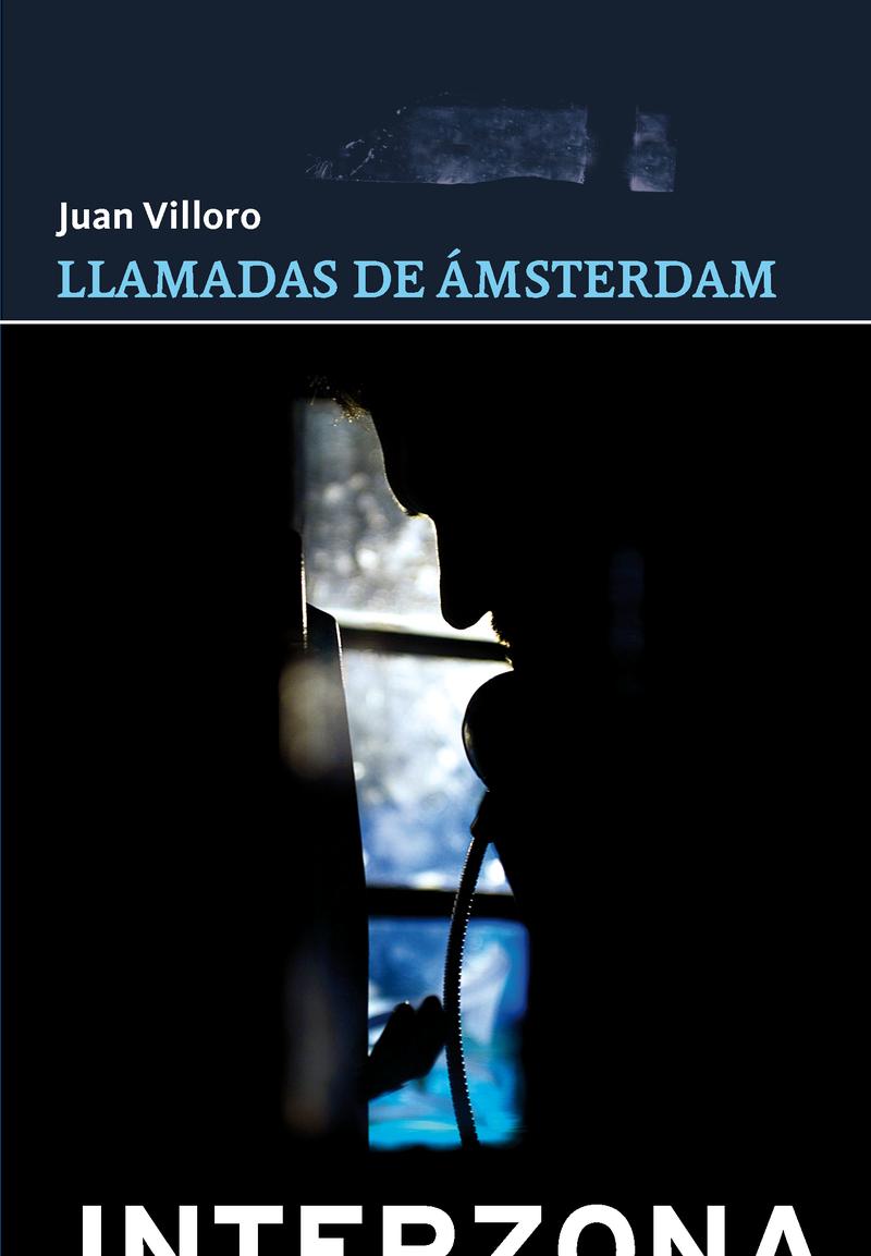 LLAMADAS DE AMSTERDAM: portada