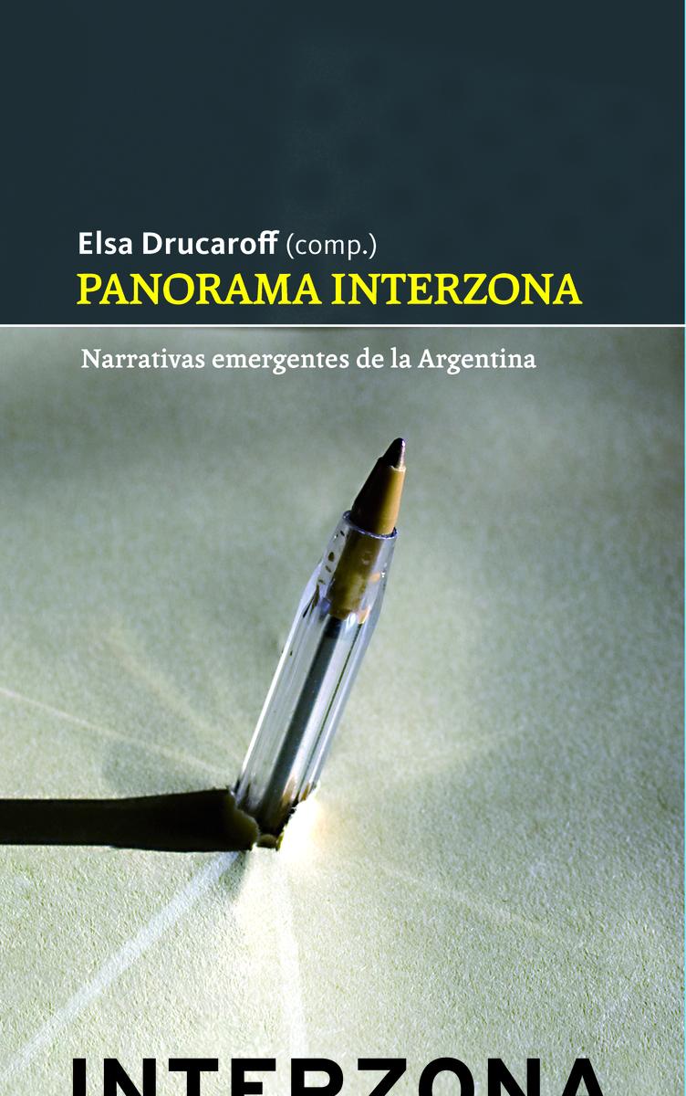 PANORAMA INTERZONA: portada
