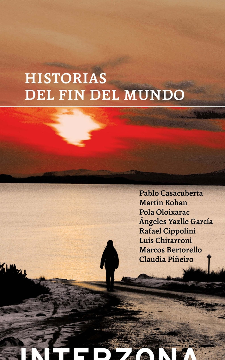 HISTORIAS DEL FIN DEL MUNDO: portada
