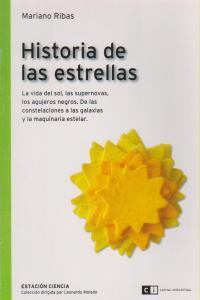 HISTORIA DE LAS ESTRELLAS: portada