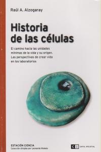 HISTORIA DE LAS CELULAS: portada