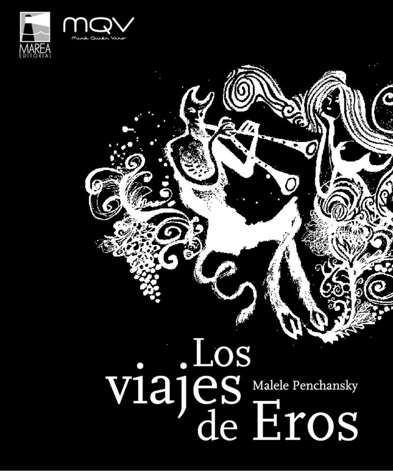 VIAJES DE EROS,LOS: portada