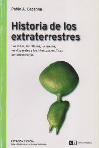 HISTORIA DE LOS EXTRATERRESTRES: portada