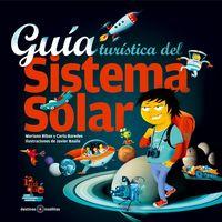 GUÍA TURÍSTICA DEL SISTEMA SOLAR: portada