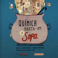 QUÍMICA HASTA EN LA SOPA: portada