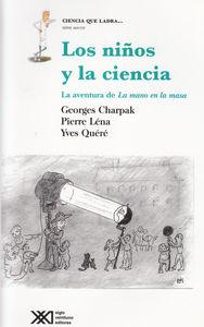 NIñOS Y LA CIENCIA: portada