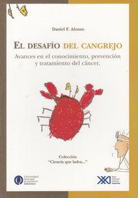 DESAFIO DEL CANGREJO,EL: portada