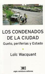 CONDENADOS DE LA CIUDAD: portada