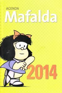 AGENDA MAFALDA 2014: portada