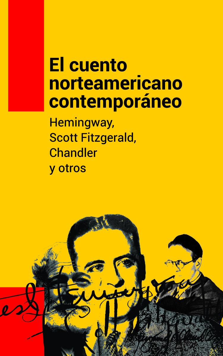 EL CUENTO NORTEAMERICANO CONTEMPORÁNEO: portada