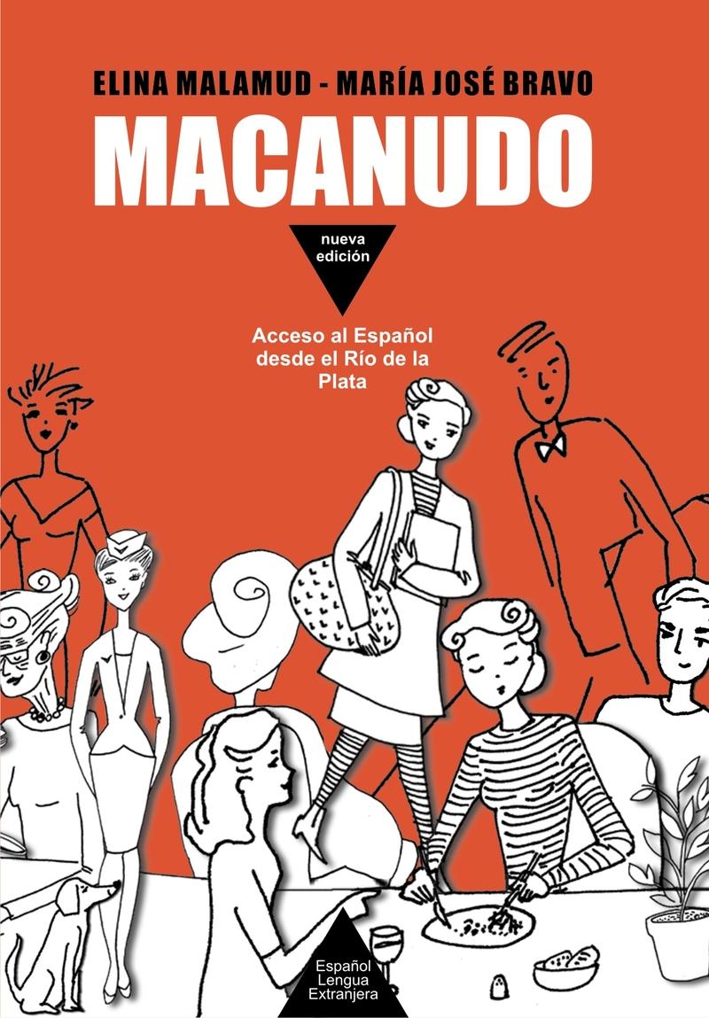 MACANUDO NUEVA EDICIÓN: portada