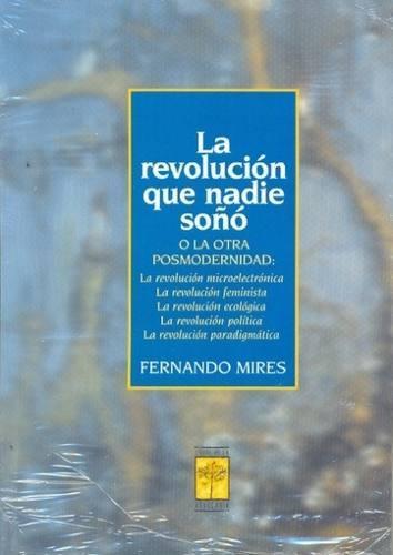 LA REVOLUCION QUE NADIE SOÑO: portada