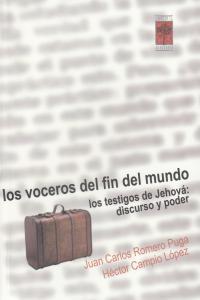 VOCEROS DEL FIN DEL MUNDO,LOS: portada