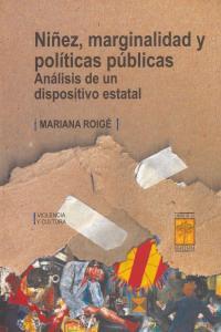 NIñEZ MARGINALIDAD Y POLITICAS PUBLICAS: portada