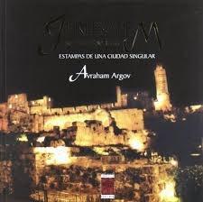 JERUSALEM SE ESCRIBE CON M: portada