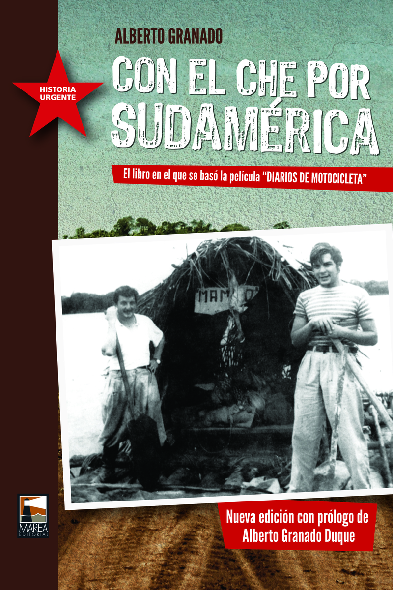 CON EL CHE POR SUDAMÉRICA: portada