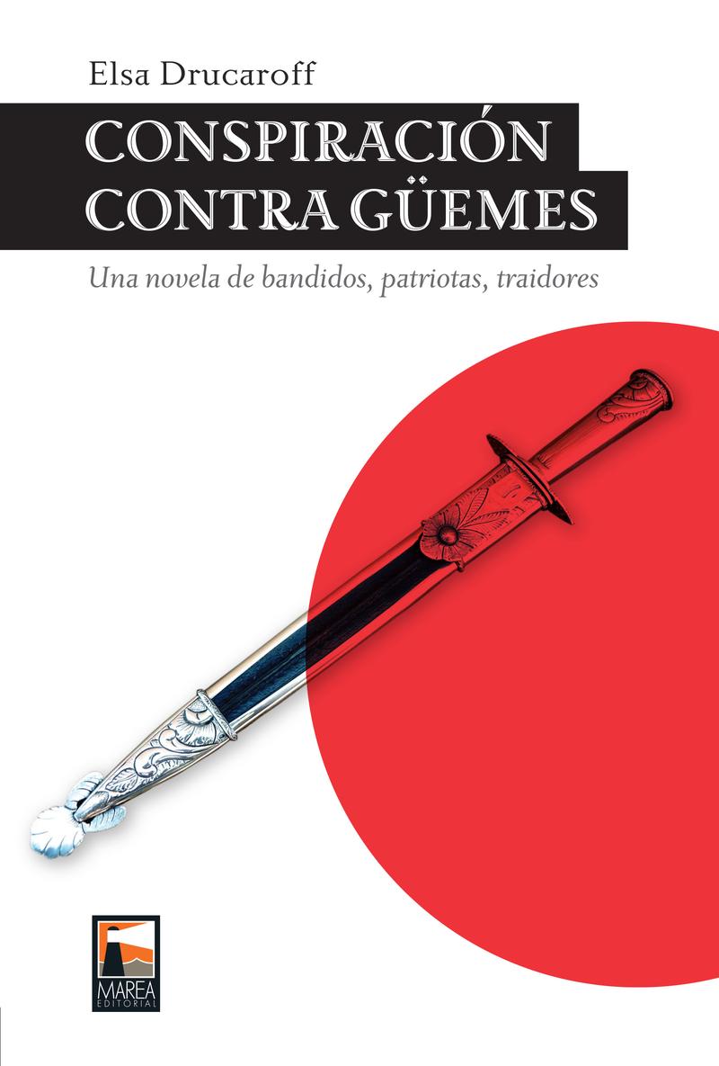 CONSPIRACIÓN CONTRA GÜEMES: portada