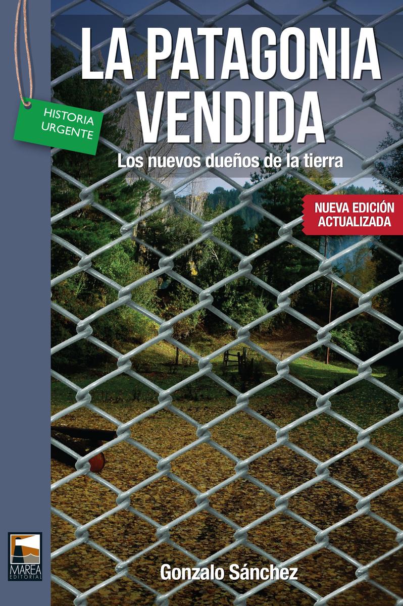 PATAGONIA VENDIDA,LA: portada