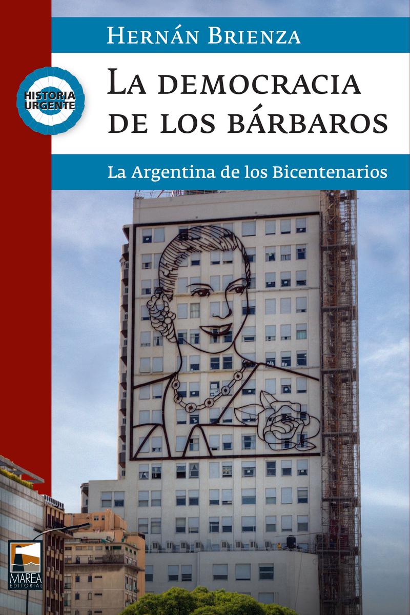 DEMOCRACIA DE LOS BARBAROS,LA: portada
