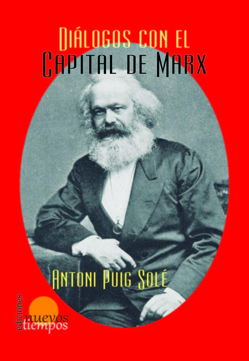 DIÁLOGOS CON EL CAPITAL DE MARX: portada